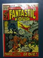Fantastic Four #119 Three Stood Together Feb 72 Excellent