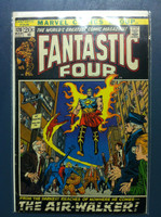 Fantastic Four #120 The Horror That Walks on Air Mar 72 Very Good to Excellent