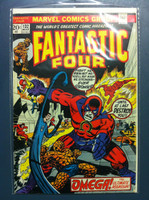 Fantastic Four #132 Omega! The Ultimate Enemy Mar 73 Very Good