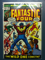 Fantastic Four #136 Rock Around the Cosmos Jul 73 Very Good to Excellent