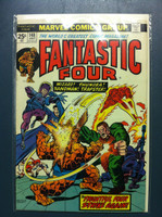 Fantastic Four #148 War on the Thirty-Sixth Floor Jul 74 Excellent