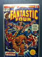 Fantastic Four #153 Worlds in Collision Dec 74 Fine to Very Fine