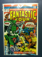 Fantastic Four #156 Middle Game Mar 75 Fine to Very Fine