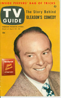 1953 TV Guide Apr 24 Ralph Edwards of This Is Your Life New England edition Near-Mint - No Mailing Label  [Lt wear on cover; ow very clean]