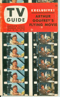 1953 TV Guide Oct 23 Arthur Godfrey NY Metro edition Very Good to Excellent - No Mailing Label  [Lt wear on cover, contents fine; address stamped on reverse]