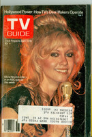 1980 TV Guide Apr 12 Olivia Newton-John Northern California edition Excellent  [Wear on both covers; contents fine]