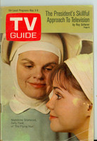 1969 TV Guide May 3 Sally Field of the Flying Nun Missouri edition Very Good to Excellent - No Mailing Label  [Lt wear and discoloration on cover, contents fine]