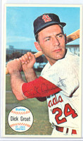 Dick Groat AUTOGRAPH 1964 Giants #19 Cardinals 