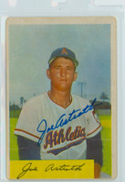 Joe Astroth AUTOGRAPH d.13 1954 Bowman #131 Athletics  