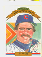 Bill Buckner AUTOGRAPH Cubs 1982 Donruss #14 Diamond Kings 