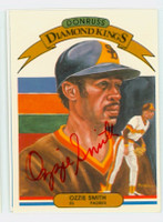 Ozzie Smith 1982 Donruss #21 Padres Diamond King 