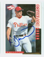 Ricky Bottalico AUTOGRAPH 1998 Score Phillies 