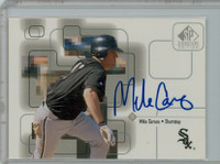 Mike Caruso AUTOGRAPH 1999 Upper Deck SP Signature White Sox CERTIFIED 