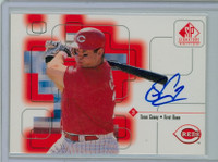 Sean Casey AUTOGRAPH 1999 Upper Deck SP Signature Reds CERTIFIED 
