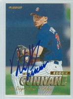 Will Cunnane AUTOGRAPH 1997 Fleer Padres 