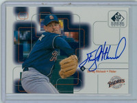Sterling Hitchcock AUTOGRAPH 1999 Upper Deck SP Signature Padres CERTIFIED 
