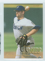 Todd Jones AUTOGRAPH 1997 Fleer Astros 
