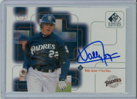 Wally Joyner AUTOGRAPH 1999 Upper Deck SP Signature Padres CERTIFIED 