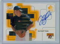 Jason Kendall AUTOGRAPH 1999 Upper Deck SP Signature Pirates CERTIFIED 