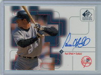 Paul O'Neill AUTOGRAPH 1999 Upper Deck SP Signature Yankees CERTIFIED 