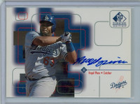 Angel Pena AUTOGRAPH 1999 Upper Deck SP Signature Dodgers CERTIFIED 