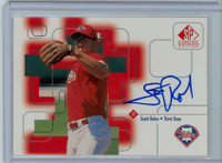 Scott Rolen AUTOGRAPH 1999 Upper Deck SP Signature Phillies CERTIFIED 
