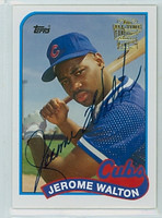 Jerome Walton AUTOGRAPH 2005 Topps Fan Favorites Cubs CERTIFIED 