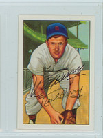 Neil Berry AUTOGRAPH 1952 Bowman Reprints Tigers 