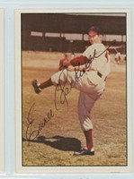Ewell Blackwell AUTOGRAPH d.96 1979 TCMA The Fifties Reds 
