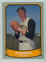 Jim Bunning AUTOGRAPH 1988 1988|89 Pacific Legends Pirates 