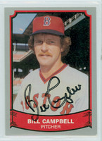 Bill Campbell AUTOGRAPH 1988|89 Pacific Legends 