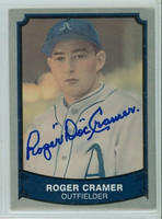 Doc Cramer AUTOGRAPH d.90 1989 1988|89 Pacific Legends Athletics 