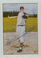 Del Crandall AUTOGRAPH 1979 TCMA The Fifties Braves 