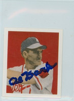 Al Dark AUTOGRAPH d.14 1949 Bowman Reprints Braves 