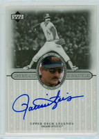 Rollie Fingers AUTOGRAPH 2000 Upper Deck Insert Legendary Signatures Athletics CERTIFIED 