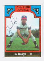 Jim Fregosi AUTOGRAPH d.14 TCMA All-Time Angels 