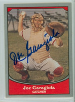 Joe Garagiola AUTOGRAPH 1990 Pacific Legends Cardinals 