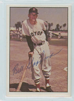 Billy Goodman AUTOGRAPH d.84 1979 TCMA The Fifties Red Sox 
