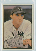 Mel Harder AUTOGRAPH d.02 1982-83 Diamond Classics Indians 
