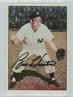 Billy Hunter AUTOGRAPH 1979 TCMA The Fifties Yankees 