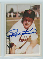 Ralph Kiner AUTOGRAPH d.14 1979 TCMA The Fifties Pirates 
