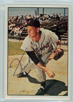 Frank Lary AUTOGRAPH 1979 TCMA The Fifties Tigers 