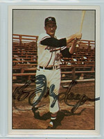 Johnny Logan AUTOGRAPH d.13 1979 TCMA The Fifties Braves 