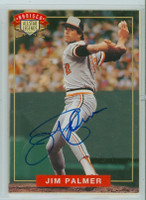 Jim Palmer AUTOGRAPH 1994 Nabisco AS Autos Orioles CERTIFIED 