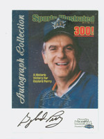 Gaylord Perry AUTOGRAPH 1999 SI Fleer Greats - Covers Mariners CERTIFIED 