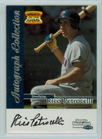 Rico Petrocelli AUTOGRAPH Fleer Greats of the Game Red Sox 