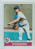 Terry Forster AUTOGRAPH 1979 Topps #23 Dodgers   [SKU:ForsT438_T79BBpl]