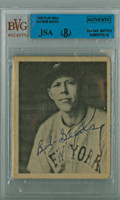 Bob Seeds AUTOGRAPH d.93 1939 Play Ball #32  JSA/BVG 