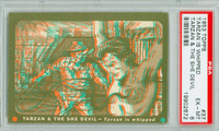 1953 Tarzan|She Devil 37 Tarzan Is Whipped PSA 6 Excellent to Mint