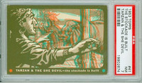 1953 Tarzan|She Devil 41 Stockade Is Built PSA 7 Near Mint